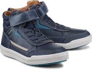 Sneaker J Arzach B. A von Geox in blau für Jungen. Gr. 33,34,35,37,38,39,40,41