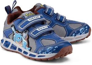 Sneaker J Shuttle B. von Geox in blau für Jungen. Gr. 27,28,29,30,31,32,33
