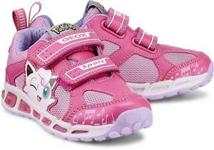 Sneaker J Shuttle G. von Geox in pink für Mädchen. Gr. 29,30,31,32,33