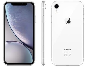 Apple iPhone Xr 64GB ,  64GB, weiß