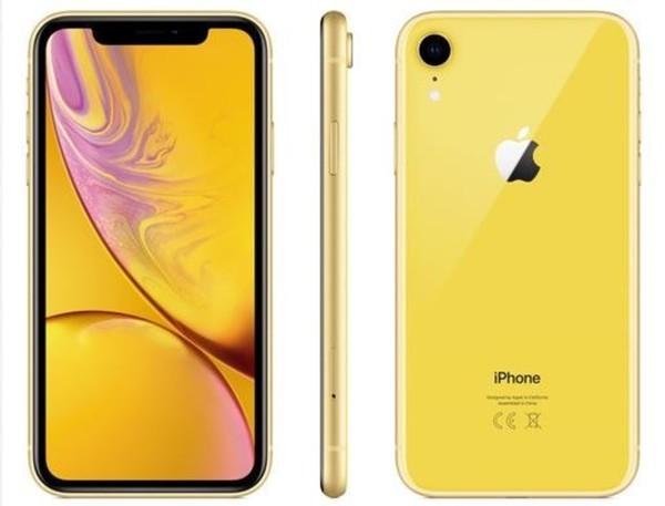 Apple iPhone Xr 64GB ,  64GB, gelb