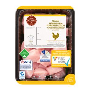 MEINE METZGEREI     Hähnchen-Fonduefleisch