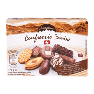 ALPENSCHMAUS     Confiserie Swiss