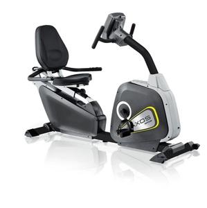 KETTLER Heimtrainer 'Axos Cycle R' ; Aufstellmaße (LxBxH): 163 x 63 x 109 cm ; Max. Belastung: 130 KG ; Farbe: Schwarz/Anthrazit ; 07986-897