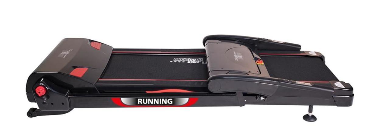 Bild 3 von Christopeit  Laufband TM 600S schwarz/rot, 100% vormontiert