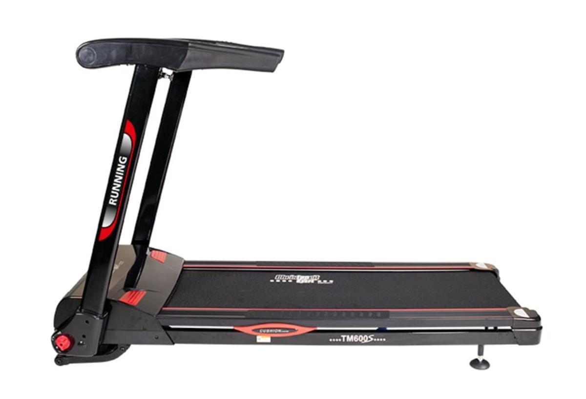 Bild 5 von Christopeit  Laufband TM 600S schwarz/rot, 100% vormontiert