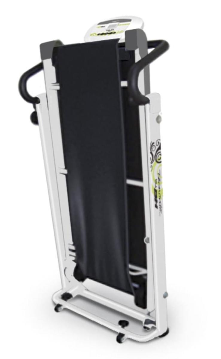 Bild 3 von Tecnovita by BH WALK ONE YF30 klappbares laufband, 3,5 kg schwunggewicht, 115 x 33 cm lauffläche, magnetbremssystem, informativer monitor