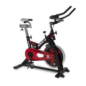 BH Fitness H9132 Spinred Indoorbike - 22 kg Schwungrad - Kettenübertragung - schwarz rot - H9132