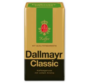 DALLMAYR Kaffee Classic* oder Balance