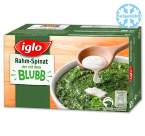 IGLO Rahm-Spinat Minis