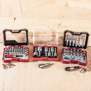 Kraft Werkzeuge S2-Bit- und Stecknuss-Set