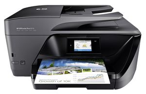 HP OfficeJet Pro 6970 Tintenstrahl Multifunktionsdrucker