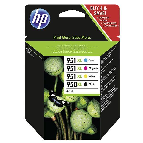 Hp Tintenpatronen 950XL/951XL Multipack