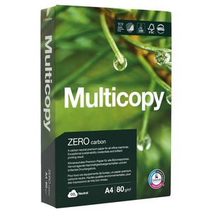 Stora Enso DIN A4 Multicopy Zero Carbon 80 g/m² - 500 Blatt