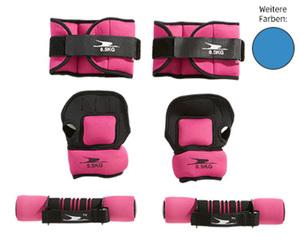 crane®  Fitnessgewichte-Set oder Gewichtsweste