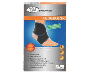 TSM®  Bandagen Hand-, Fußgelenk oder Nacken