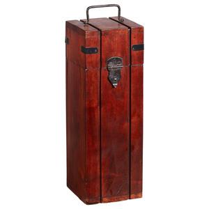 Weinbox Donslund (Akazienholz, für 1 Flasche)