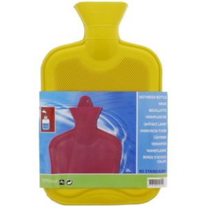 Wärmflasche Gummi