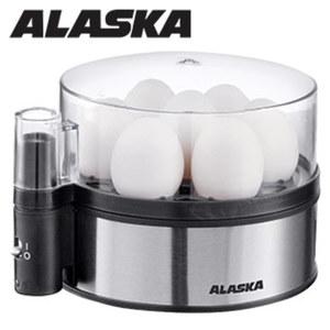 Eierkocher EB 2010 S · für bis zu 7 Eier · autom. Temperaturkontrolle · Messbecher mit Eipick