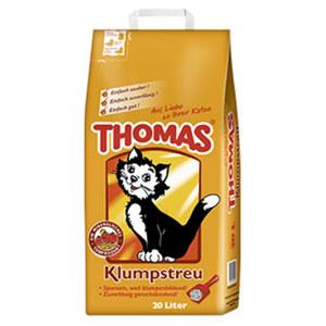 Thomas Klumpstreu jeder 20-Liter-Beutel