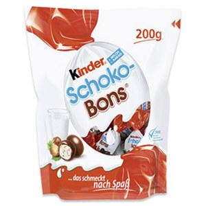 Kinder Schoko-Bons jeder 200-g-Beutel