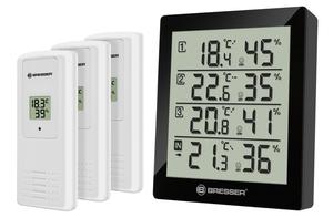 Bresser Thermometer- / Hygrometer- Station