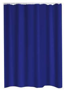 Ridder Duschvorhang Textil 180x200 cm Madison königsblau