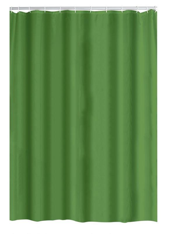 Ridder Duschvorhang Textil 180x200 Cm Madison Grun Von Norma Ansehen