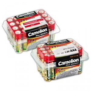 Camelion Batterien Plus Alkaline 24er