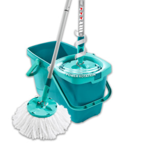LEIFHEIT Bodenwischmopp-Set CLEAN TWIST