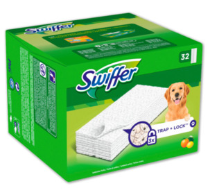 SWIFFER Ersatzbodenwischtücher