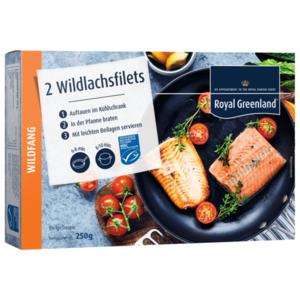 Royal Greenland Wildlachsfilet 250g