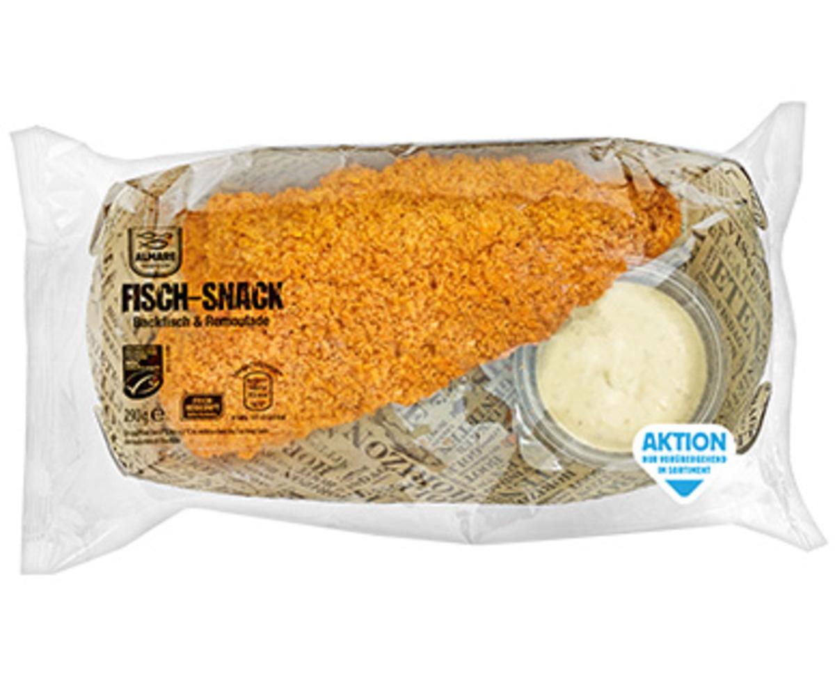 Bild 1 von ALMARE Fisch-Snack