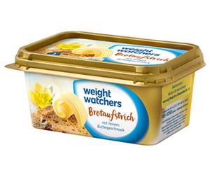 weight watchers Brotaufstrich