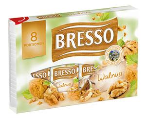 BRESSO Frischkäse in 8 Portionen