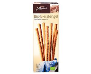 HERZHAFTE Alpenküche Bio-Bierstengel oder Bio-Brezeln