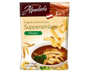 HERZHAFTE Alpenküche Suppeneinlage