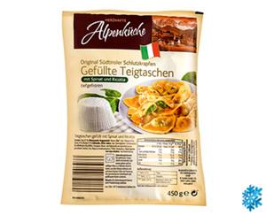 HERZHAFTE Alpenküche Südtiroler Teigtaschen