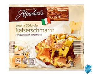 HERZHAFTE Alpenküche Südtiroler Kaiserschmarrn