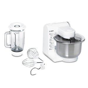 Bosch MUM 4409 Küchenmaschine weiß, inkl. mehrteiligem Zubehör
