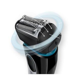 Braun Rasierer Series 5 Limited Edition, inklusive Original Braun Uhr im Wert von 135,00 € (UVP)