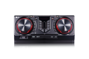 LG HiFi Anlage CJ44, Bluetooth, Auto DJ, 480 Watt