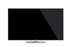 Telefunken 4K Ultra HD LED TV 140 cm (55 Zoll) L55U405N4CWH, Triple Tuner, Smart TV, HDR