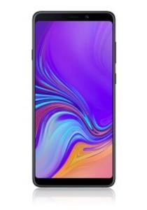Samsung Galaxy A9 (2018) A920 in caviar black