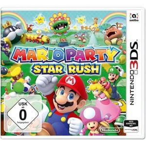 Nintendo 3DS Spiel - Mario Party Star Rush