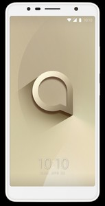 Alcatel Smartphone A3 5026D, gold