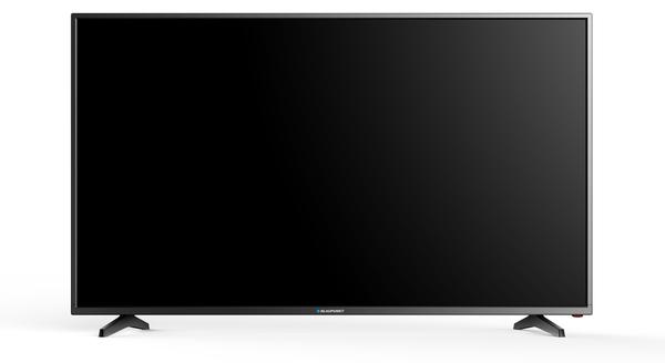 Blaupunkt 4K Ultra HD LED TV 165cm (65 Zoll) BLA-65U405P, Smart TV, Triple Tuner