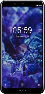 Nokia 5.1 Plus, 14,7 cm (5.8 Zoll), 1,8 GHz, 3 GB, 32 GB, 13 MP, Schwarz