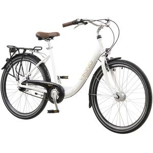 Viking Prelude 26 Zoll Citybike Stadt Fahrrad Licht 7 Gang Nexus