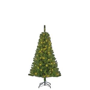 Charlton Weihnachtsbaum led gruen 100L TIPS 340 - h155xd91cm